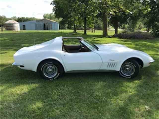 1972 Chevrolet Corvette | 1011734