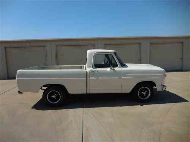1972 Ford F100 | 1011735