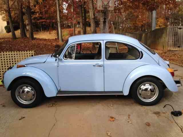 1973 Volkswagen Super Beetle | 1011739