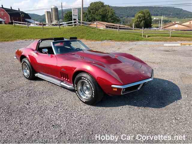 1969 Chevrolet Corvette | 1011740