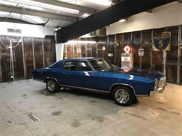 1971 Chevrolet Monte Carlo | 1011744