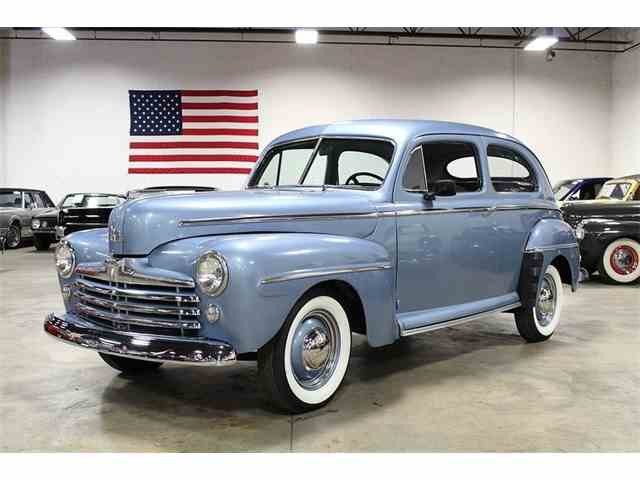 1948 Ford Deluxe | 1011748