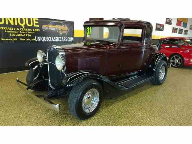 1931 Chevrolet 5-Window Coupe | 1011751