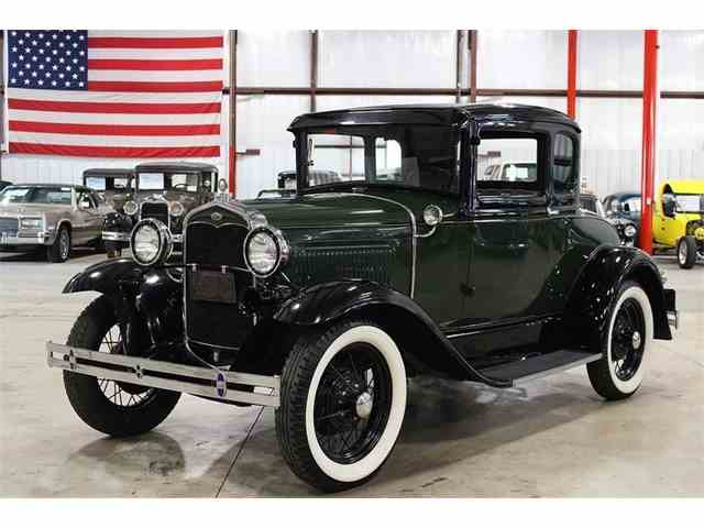 1931 Ford Model A | 1011757