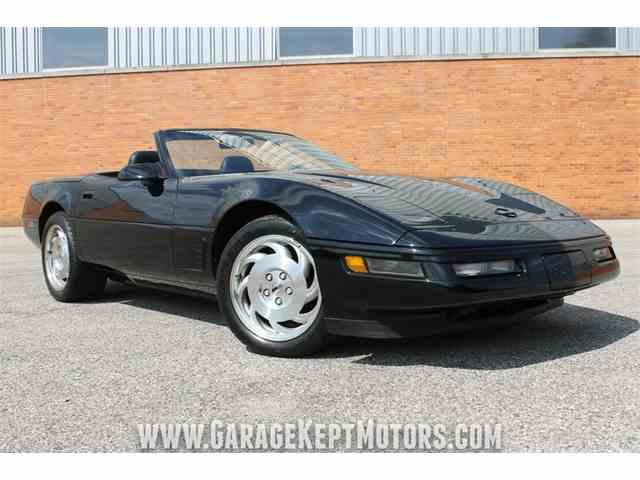 1995 Chevrolet Corvette | 1011758