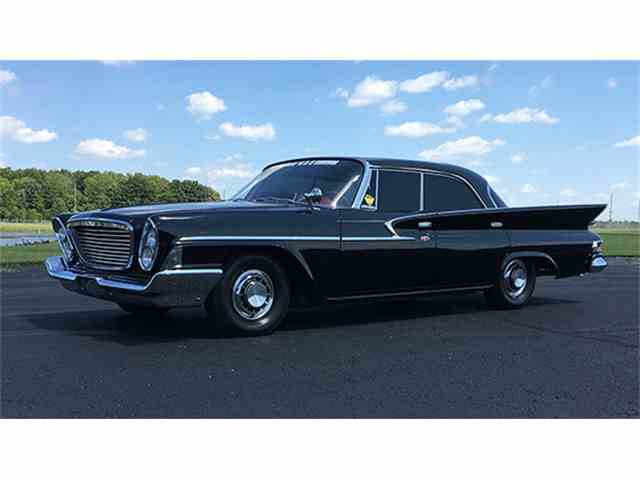 1961 Chrysler New Yorker Four-Door Hardtop | 1011759