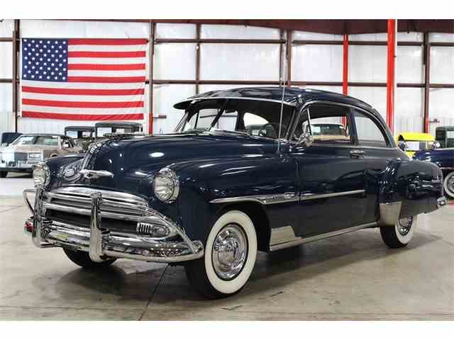 1951 Chevrolet Super Deluxe | 1011760