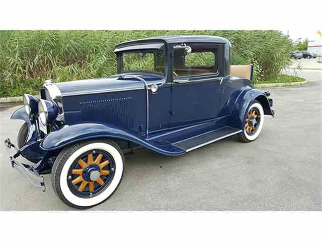 1930 Buick Marquette Rumble Seat Coupe | 1011761