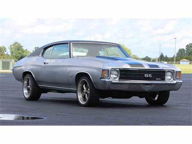 1972 Chevrolet Chevelle | 1011762