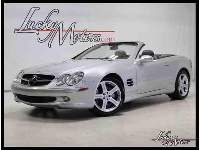 2003 Mercedes-Benz SL-Class | 1011764