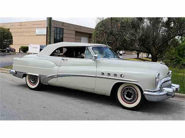 1953 Buick Roadmaster | 1011765