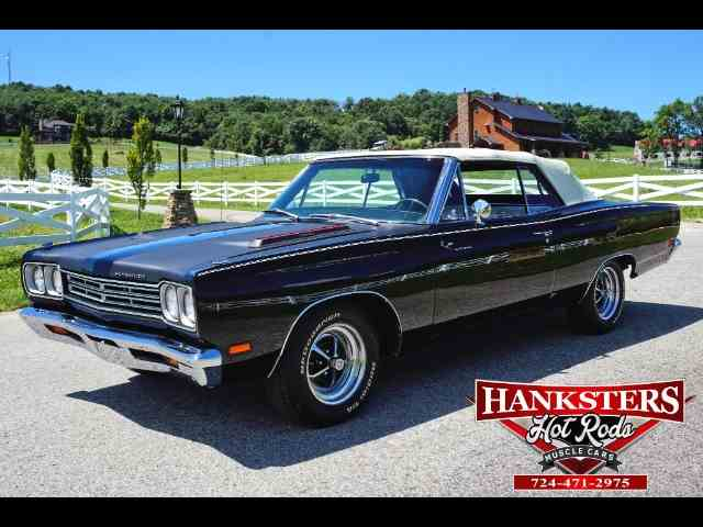 1969 Plymouth Road Runner | 1011766