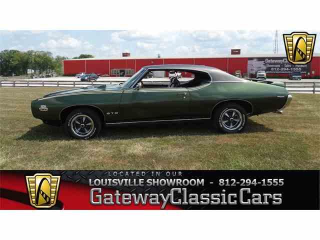 1969 Pontiac GTO | 1011776