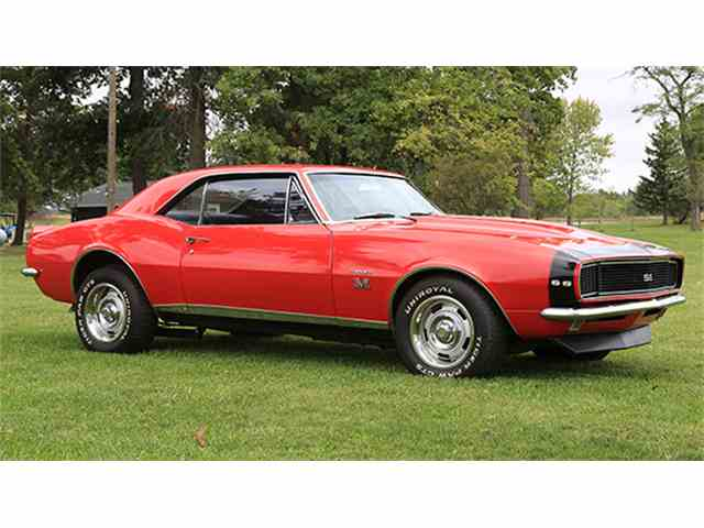 1967 Chevrolet Camaro SS Sport Coupe | 1011778