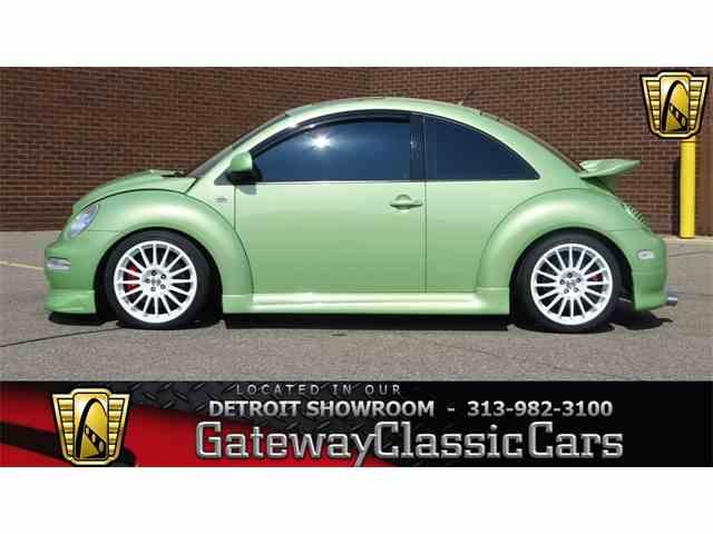 1999 Volkswagen Beetle | 1011780