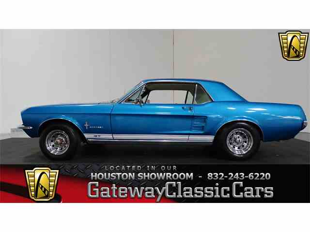 1967 Ford Mustang | 1011783