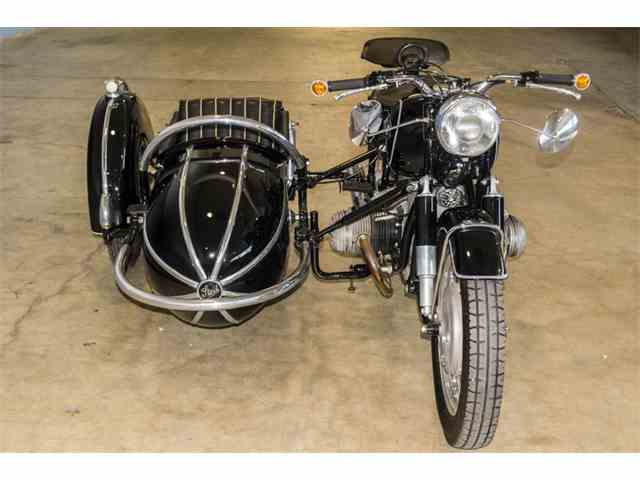 1969 BMW Motorcycle | 1011785