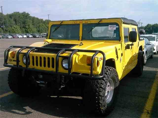 1998 Hummer H1 | 1011788