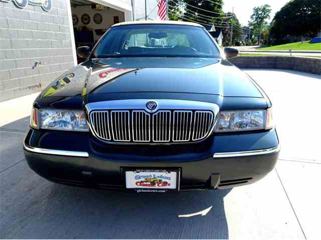 1998 Mercury Grand Marquis | 1011789
