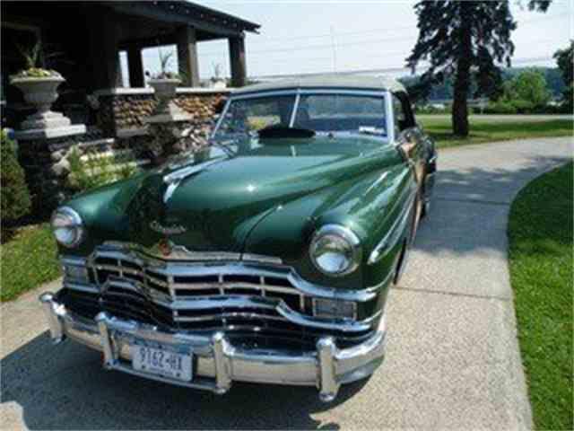 1949 Chrysler New York T&C | 1011790