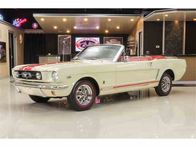 1964 Ford Mustang   1011791