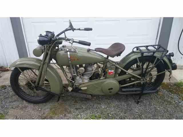 1929 Harley-Davidson J | 1011797