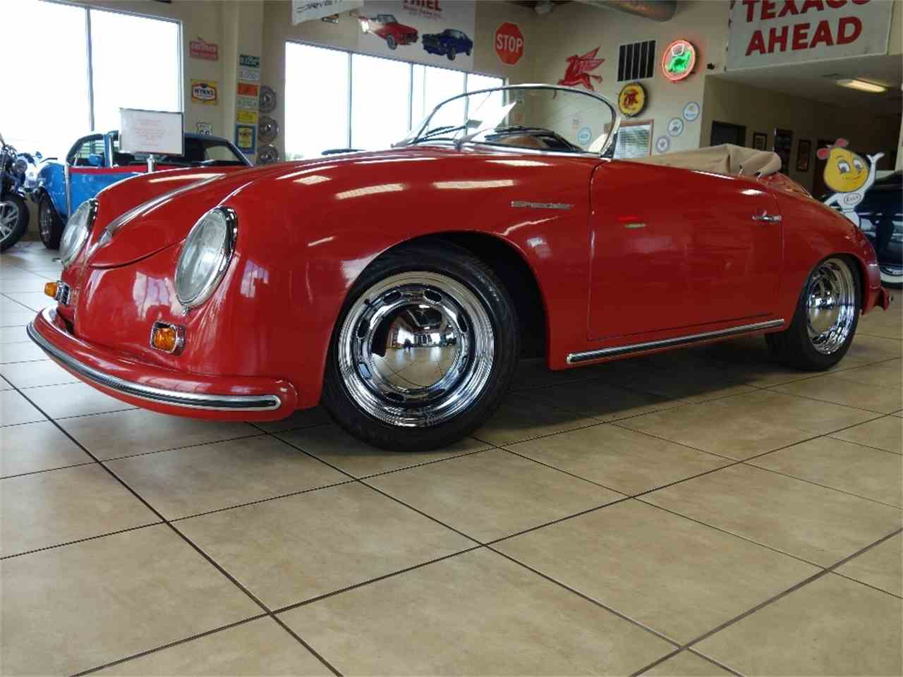 classic porsche speedster for  on classiccars
