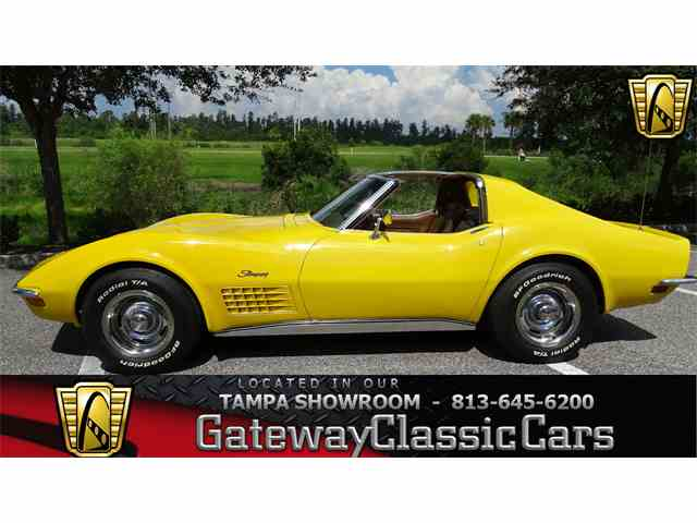 1971 Chevrolet Corvette | 1011804