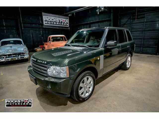 2006 Land Rover Range Rover | 1011807