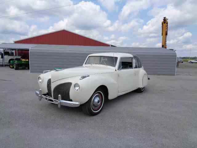 Picture of '41 Continental located in Illinois - $17,950.00 - LOPW