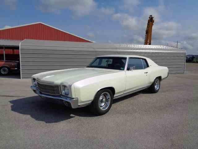 1970 Chevrolet Monte Carlo | 1011816