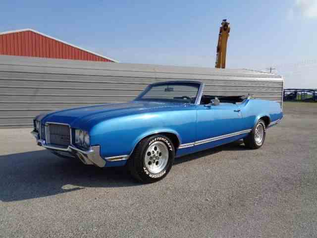 1971 Oldsmobile Cutlass | 1011820