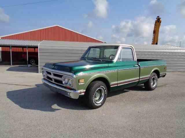 1969 GMC 1500 | 1011826