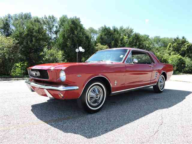 1966 Ford Mustang | 1011832