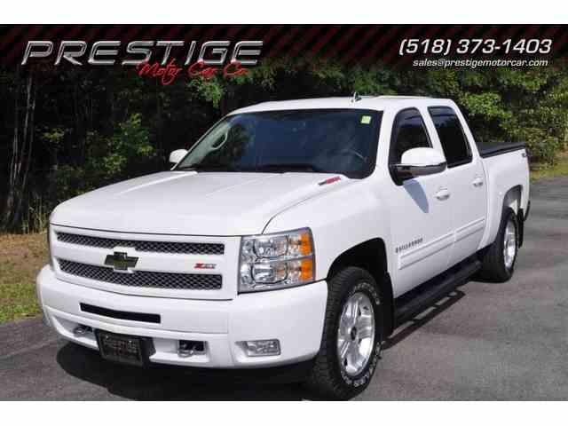 2011 Chevrolet Silverado | 1011833