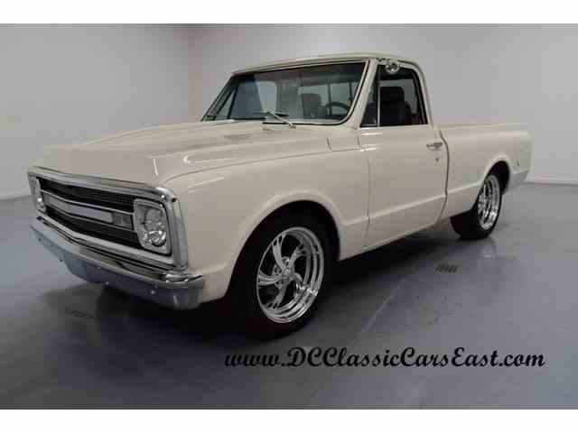 1969 Chevrolet C/K 10 | 1011835