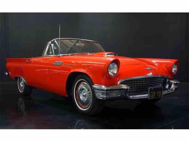 1957 Ford Thunderbird | 1011846