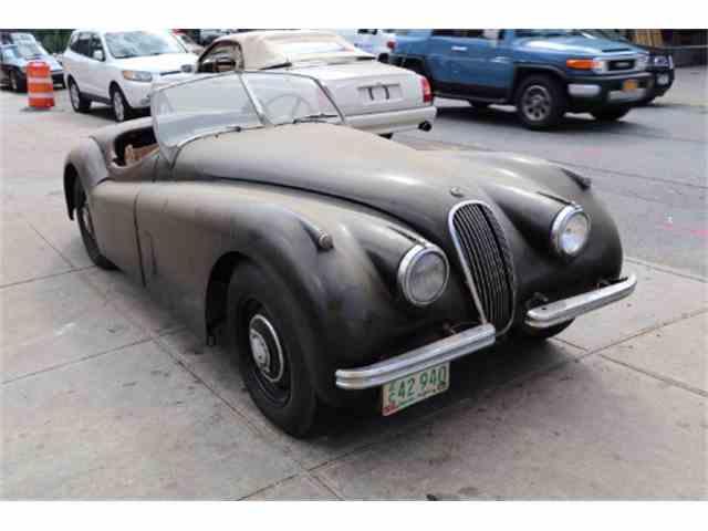 1953 Jaguar XK120 | 1011848