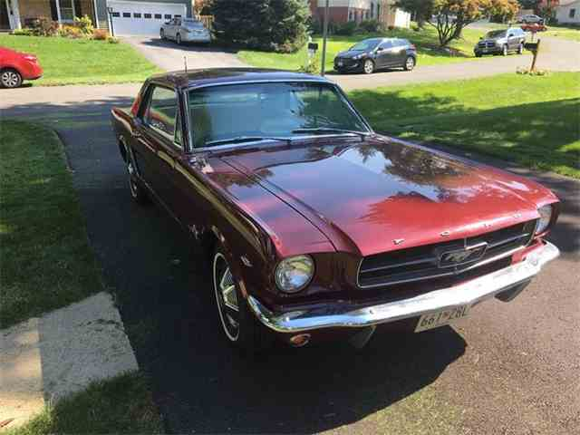 1964 Ford Mustang | 1011849