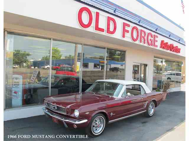 1966 Ford Mustang | 1011862