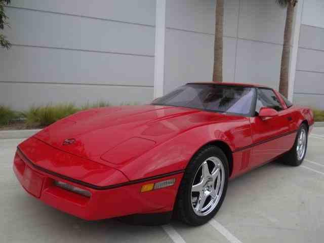 1990 Chevrolet Corvette | 1011864