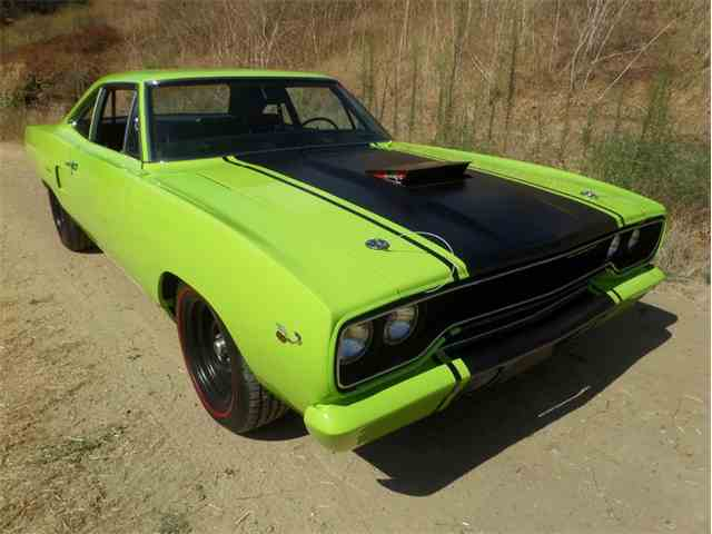 1970 Plymouth Road Runner | 1011875