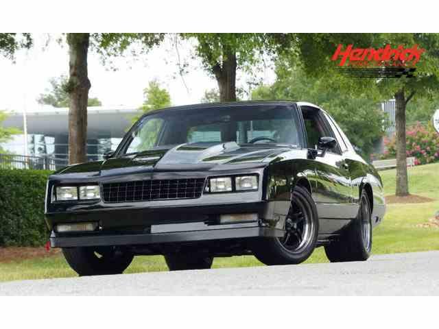 1985 Chevrolet Monte Carlo | 1011877