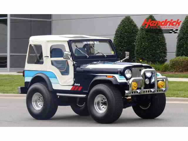 Picture of '81 CJ5 - LORX