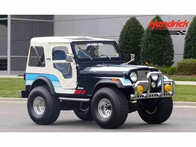 1981 Jeep CJ5 | 1011885