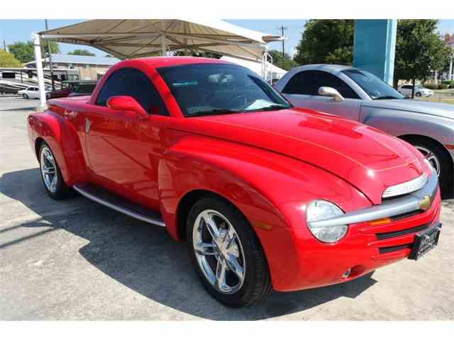2004 Chevrolet SSR | 1011886