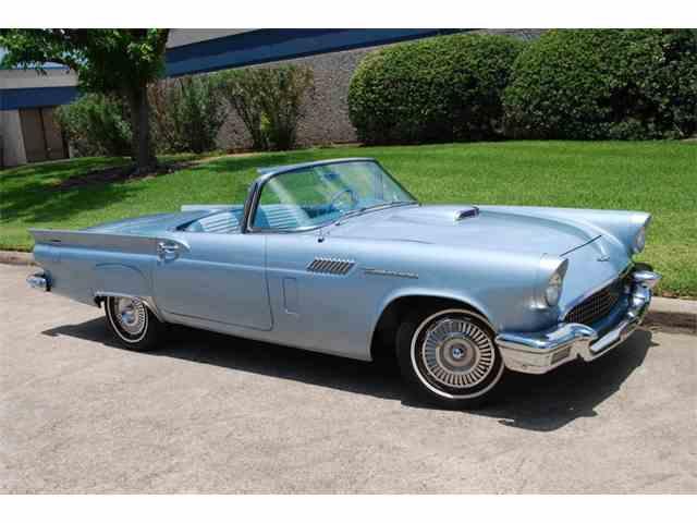 1957 Ford Thunderbird | 1011891