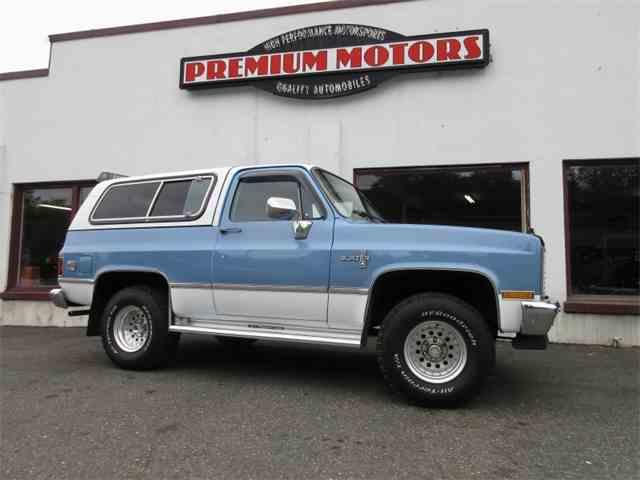 1985 Chevrolet Blazer | 1011906