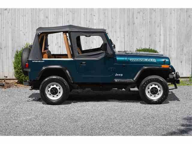 1995 Jeep Wrangler   1011910