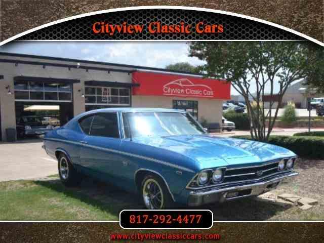 1969 Chevrolet Chevelle Malibu | 1011923